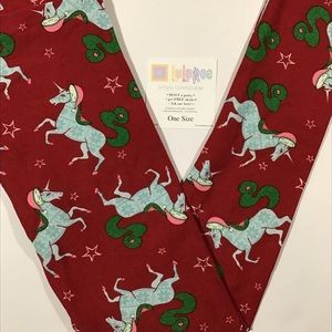 LuLaRoe Unicorn Leggings OS New In Package